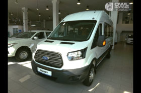 Ford Transit Tourist
